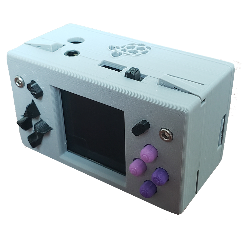 PinkyPi X SNES Themed Case – Limited Edition